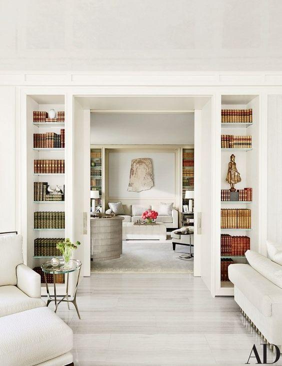 Brilliant Modern Bookshelves