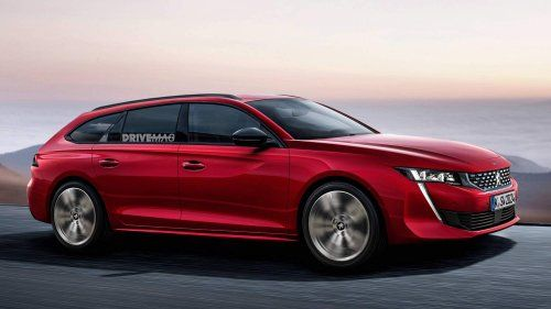 We Give All New 2018 Peugeot 508 The Sw Body You Know It Will Get