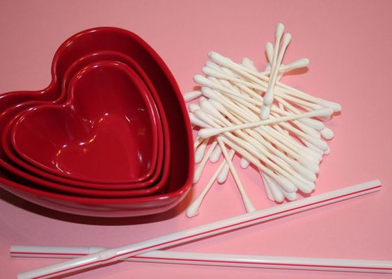 Cupid's Arrow Game. GREAT game to play at the school Valentine's party!: