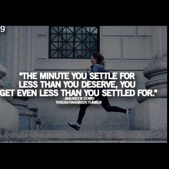 """Never settle for """"ehh"""", trust me!!! ;)"""