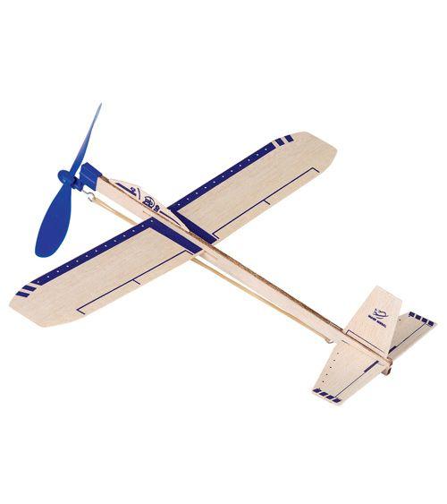 Segelflugzeug Eagle Jet Mit Gummimotor 35 5 Cm Segelflugzeug Flugzeug Mitgebsel Kindergeburtstag