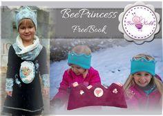 Freebook, Krone, Stirnband, Prinzessinn, Prinz Ku 48-54