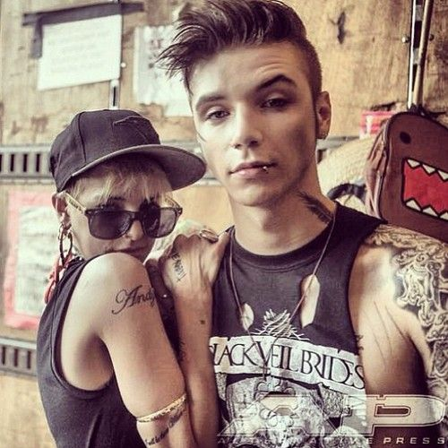Andy Biersack, Google And Love On Pinterest