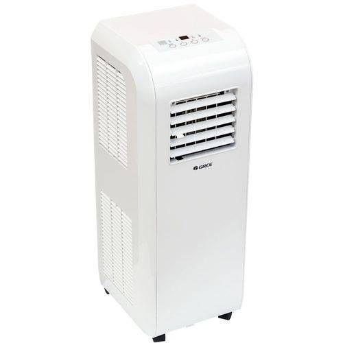 Ar Condicionado Portatil 10000 Btus Gree Frio Branco 110v Gpc10ah