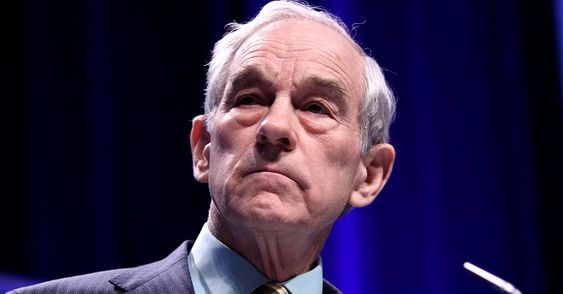 Ron Paul: Vote All You Want, the Secret Government Won't Change