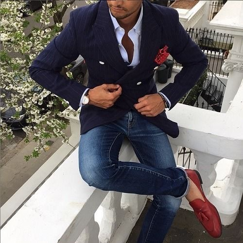 Mariage blog and d guisements on pinterest - Tenue mariage homme originale ...