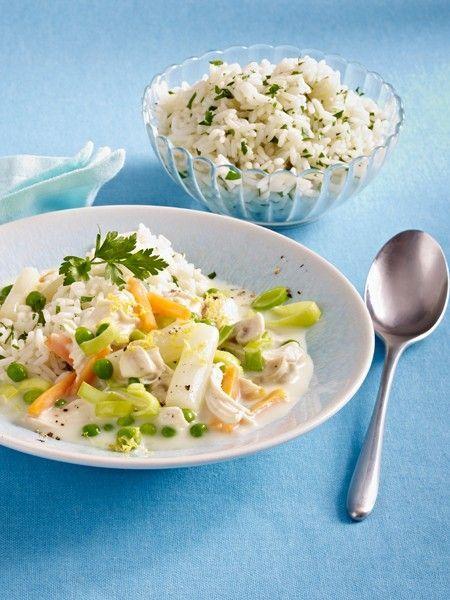 Die Reis-Diät plus 21 Schlank-Rezepte