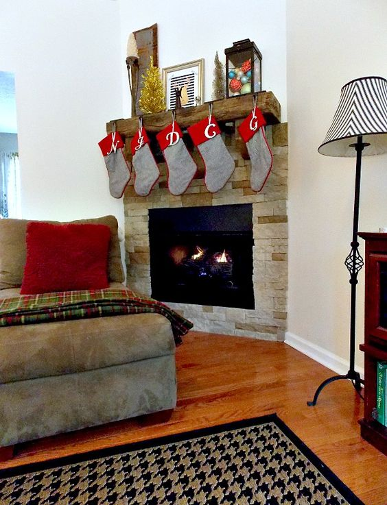 Sweet Parrish Place: DIY Airstone Fireplace Reveal   AirStone ...