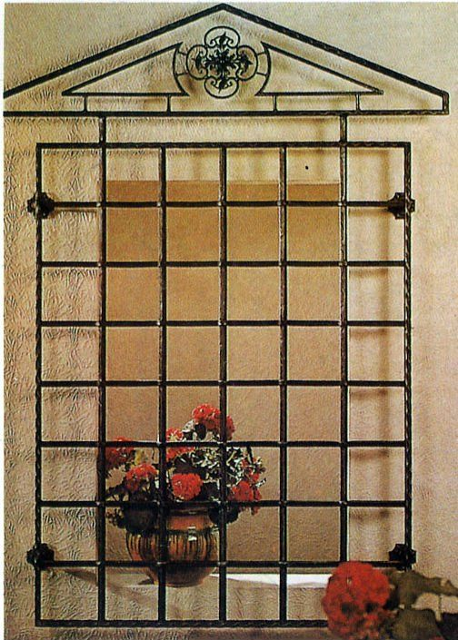 Pinterest the world s catalog of ideas - Window grills design pictures ...
