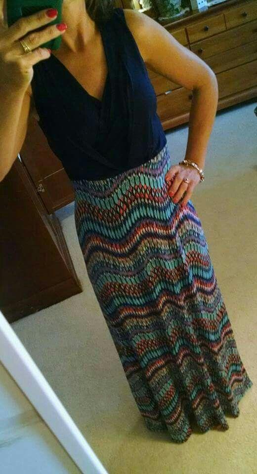 Loved it!! Gilli Tahj Maxi dress