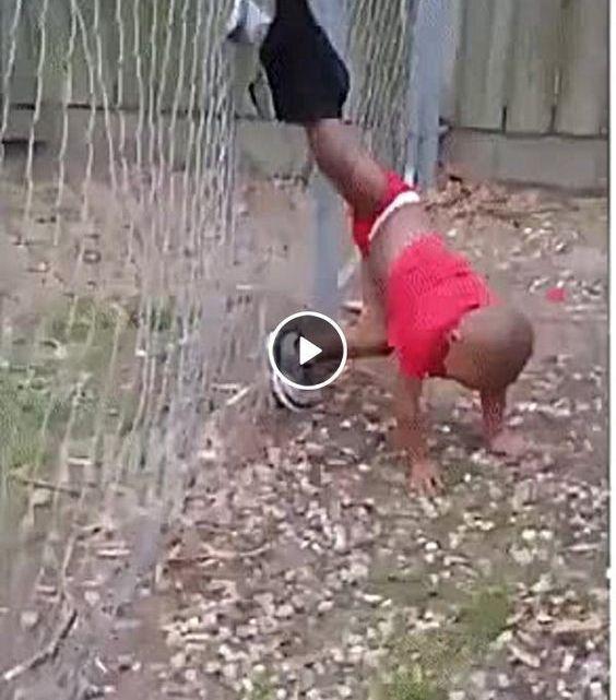 Nem sempre da certo pular a cerca, pois o pior pode acontecer