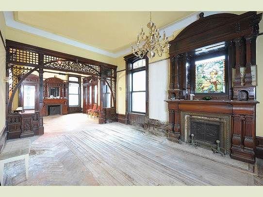 James A Bailey Mansion 1889 Victorian House Restoration