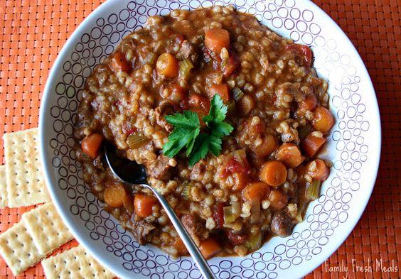 Crockpot Irish Stew  St. Patrick's Day Food!