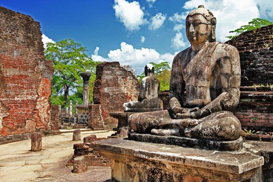 Voyage au Sri Lanka : Anuradhapura