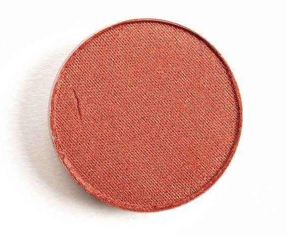 Mac Eyeshadow Coppering: