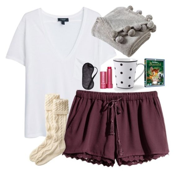 """""""My obsession with Bambi could be considered unhealthy."""" by oliviavt ❤ liked on Polyvore"""