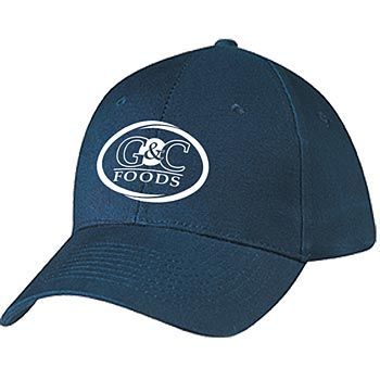 Price Buster Cap (Personalized/Navy Blue)  Item # CPP-3N