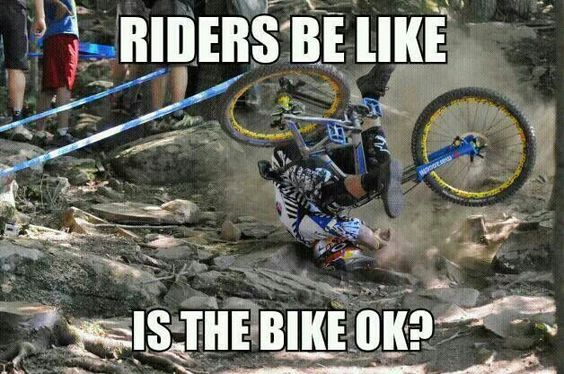 Is that a bad thing? www.crazycatcyclery.com https://www.facebook.com/crazycatcyclery So true!!
