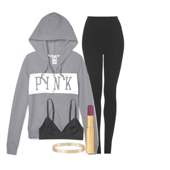 """""""Sans Titre #152"""" by loverxofxfood ❤ liked on Polyvore featuring Topshop, Victoria's Secret PINK, Monki, Cartier and Too Faced Cosmetics"""