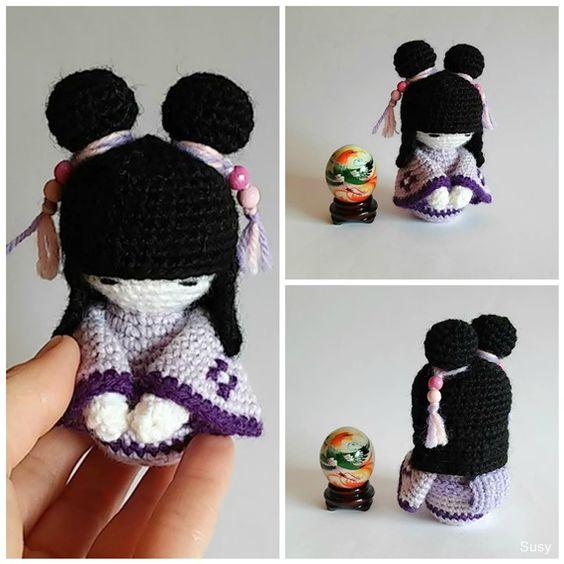 Free Japanese Amigurumi Crochet Patterns : Pinterest The world s catalog of ideas