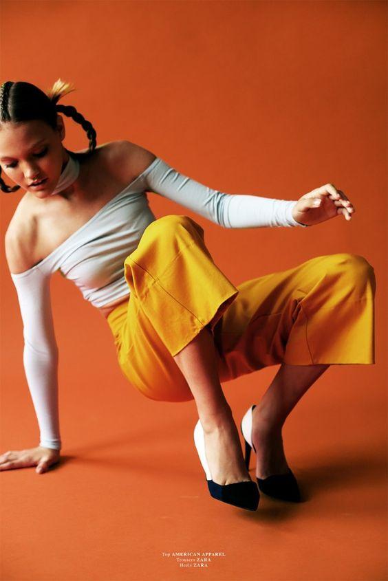 PHOTOGRAPHER: JINGYU LIN STYLIST: ABIGAIL LIPP MAKEUP/HAIR: MEGAN O'KUESA MODEL: JESSICA W. @ FORD MODELS CHICAGO