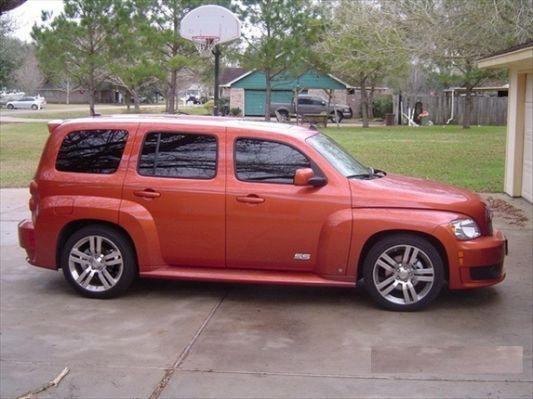 Custom Chevy Hhr Fantasy Wheels Chevy Hhr Chevrolet Suv