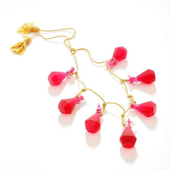 Josephine Winther - Rubyfruits from Jewellerybox - Smykkeskrinet.  Photographer: Dorthe Krogh: