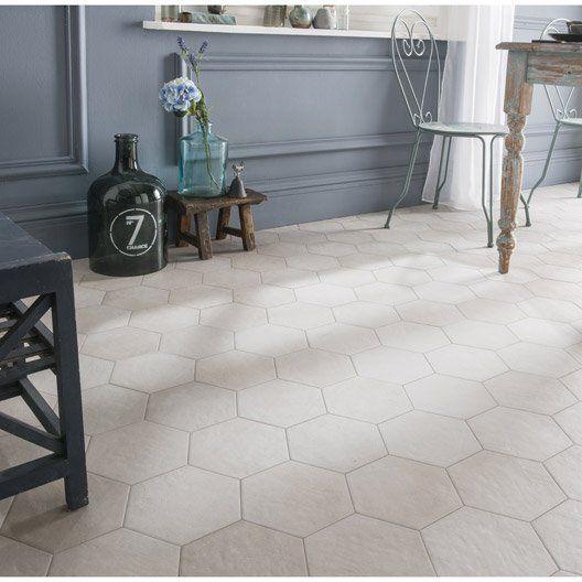 concrete tile floor