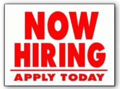 WE ARE NOW HIRING AND LOOKING FOR COOKS/CHEFS WITH A MINIMUM 3-6 MONTHS WORK EXPERIENCE FOR SPECIALTY IN BREAKFAST OMELETS, WAFFLES, CREPES, AND SANDWICHES. PLEASE ATTACH A RESUME AND EMAIL US AT HAE441@YAHOO.COM AND WE WILL CALL OR EMAIL YOU TO SCHEDULE FOR AN INTERVIEW.