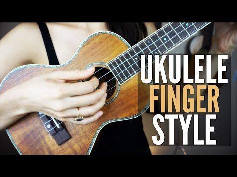 How To Play Fingerstyle On Ukulele Easy Fingerpicking Tutorial Pima Youtube Ukulele Tutorial Ukulele Learning Ukulele