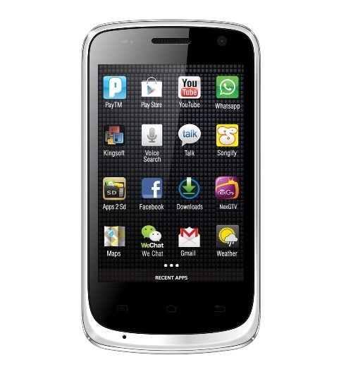 Karbonn A1+ is the latest Dual SIM Smartphone launched by Karbonn Mobiles. It is powered by 1 GHz Processor and it runs on Google Android 2.3 (Gingerbread) Operating System. It has a 3.5-inch capacitive touch screen display which provides screen resolution of 320 x 480 pixels.
