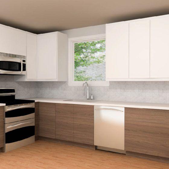 Three Ikea Kitchens Cabinet Designs Under 5 000 Kitchen Cabinet Design Kitchen European Kitchens