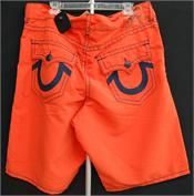 What to wear this summer? True Religion Signature Orange Camo Mens ...