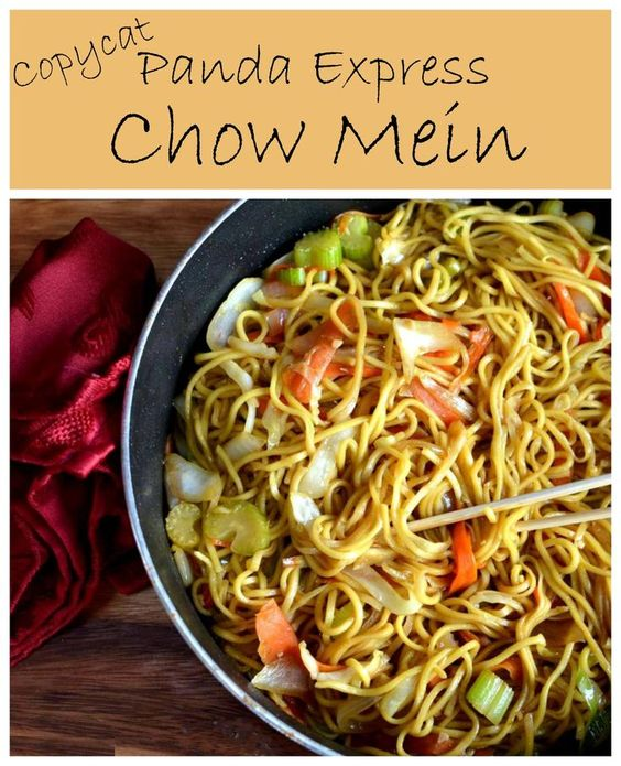 If you've got 20 minutes, this Chow Mein is all yours. Easy, satisfying, and tastes just like takeout!