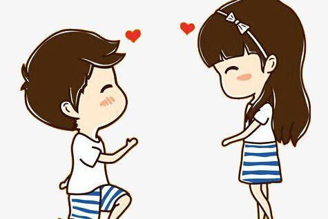 Cartoon Love Png Wallpaper