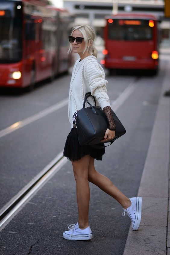 OSLO STREET STYLE - GET ON THE BUS: