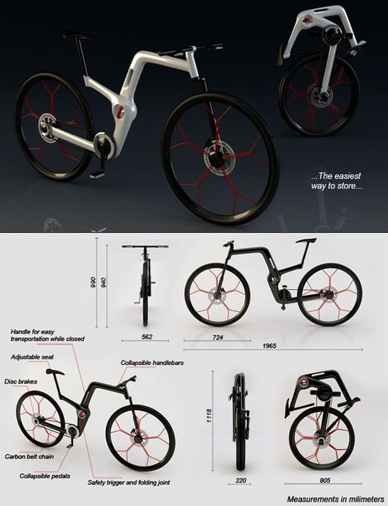 Motorcycle Frame Dimensions Design Features A Cross Between