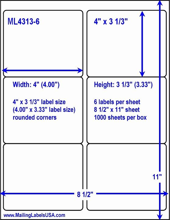 Avery 5164 Shipping Label Template New Avery Template 5164 Label Templates Address Label Template Printable Label Templates