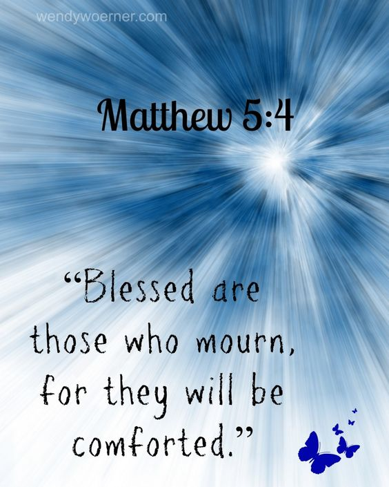 Find Comfort in Mourning Pinterest Prayer request
