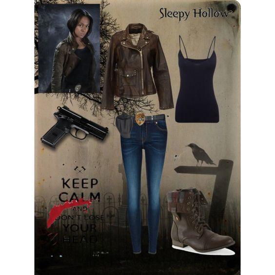 halloween costume ideas sleepy hollow abby mills - Sleepy Hollow Halloween Costumes