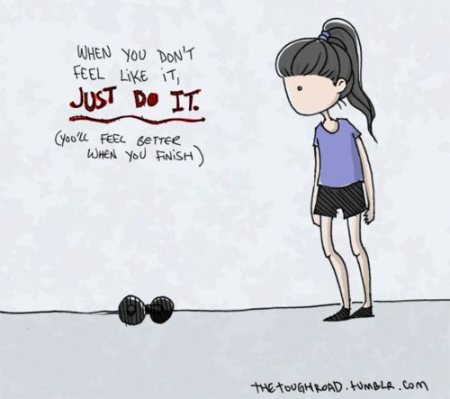 Just DO it #sayings #quotes #healthy #exercise