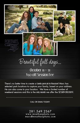 #Houston fall sessions now available! #houstonphotography #photography #mnathanphoto