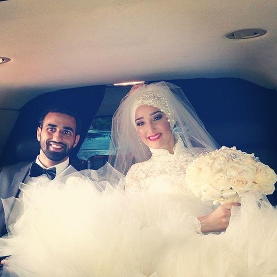yazthespaz89 wedding mashallah so pretty hijabi hijabiwedding muslima muslimawedding - Mouslima Mariage