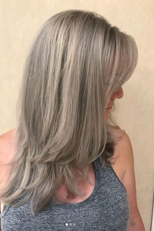 Gorgeous Shades Of Gray Hair That Ll Make You Rethink Those Root Touch Ups Grey Hair Color Gorgeous Gray Hair Shades Of Gray Hair