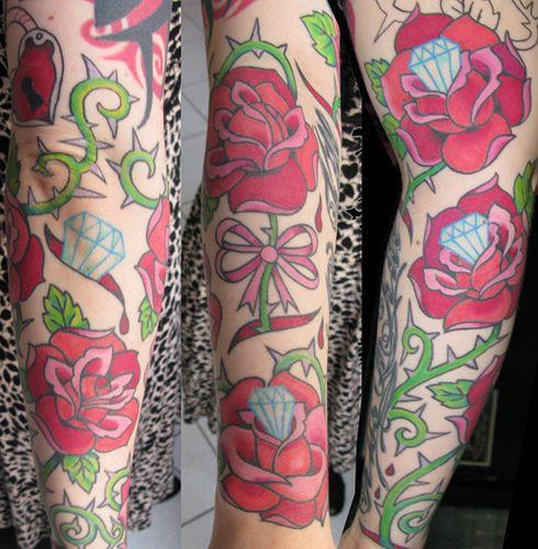 Roses & Diamonds.
