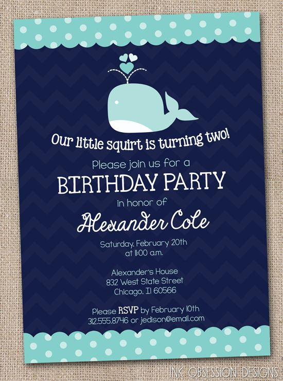 Bday Invitations was adorable invitations template