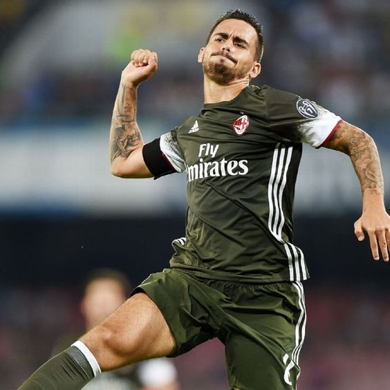 Suso set to play leading role in Vincenzo Montella's AC Milan
