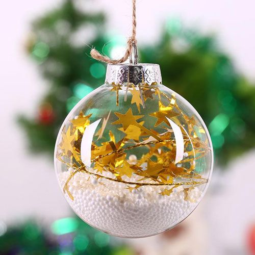 55 Best Diy Clear Glass Ball Christmas Ornaments 2020 Guide Diy Christmas Ornaments Clear Glass Ornaments Glass Christmas Ornaments