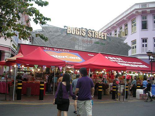 Bugis Street - Haji Lane