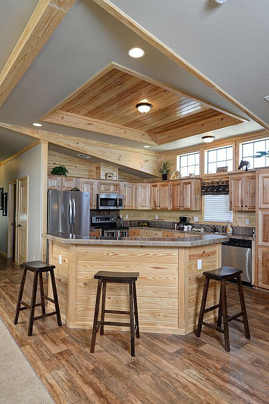 rustic manufactured homes. double wide mobile homes interior rustic log cabin in lubbock texas a home that my kitchen ideas pinterest manufactured